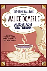 Katherine Hall Page Presents Malice Domestic 11: Murder Most Conventional Kindle Edition
