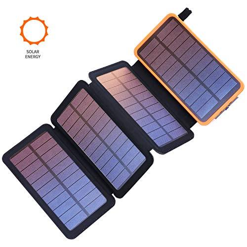 Benfiss Solar Charger 25000mAh