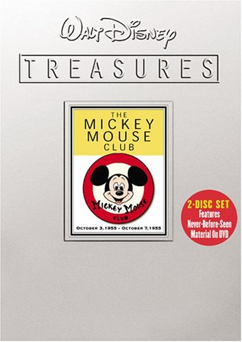 Walt Disney Treasures: The Mickey Mouse Club [RC 1]