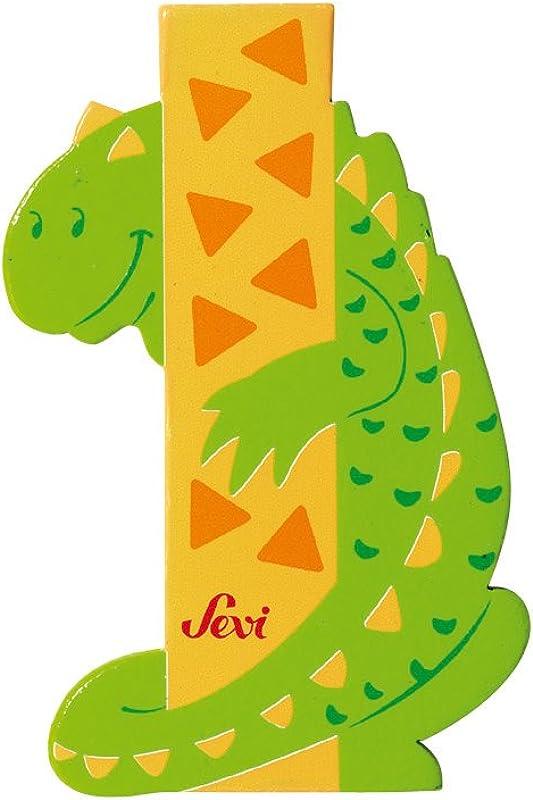 SEVI 1831 Graffiti Animals Letter I Iguana 81609