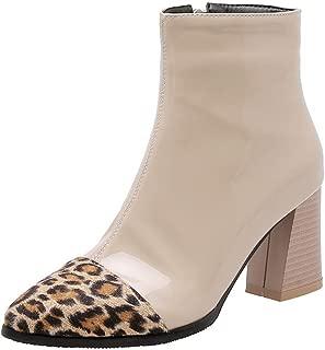 BalaMasa Womens ABS13960 Pu Boots