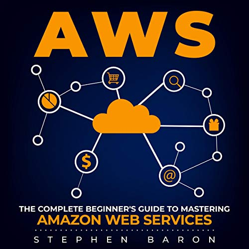 AWS Audiobook By Stephen Baron cover art
