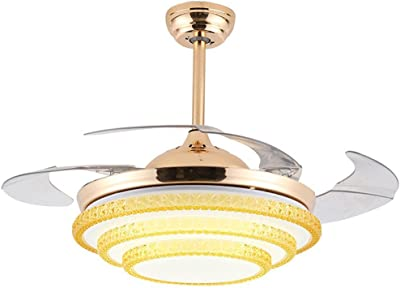 Amazon.com: Cdeng Fan Chandelier 42