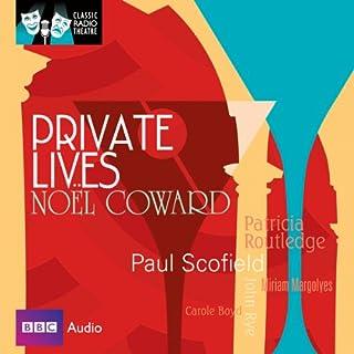 Classic Radio Theatre: Private Lives cover art