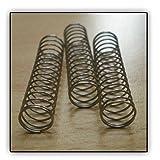 3 Soundman Resortes de Piston para Trompeta/Corneta piston valve spring 3 pcs (Medium)
