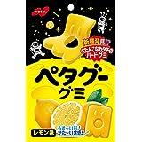 ノーベル ペタグーグミ レモン味 50g ×6袋