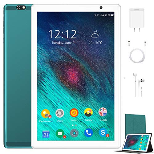 Tablet 10.1 Pulgadas 4G Android 10.0 Quad Core DUODUOGO G20
