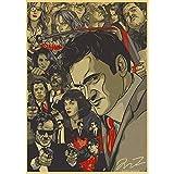 Poster Quentin Tarantino Film Kill Bill/Reservoir