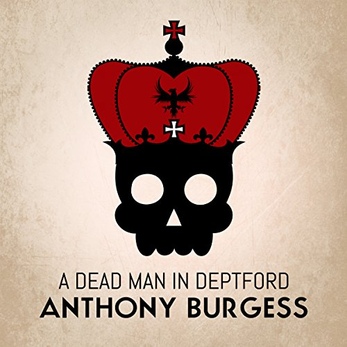 A Dead Man in Deptford audiobook cover art