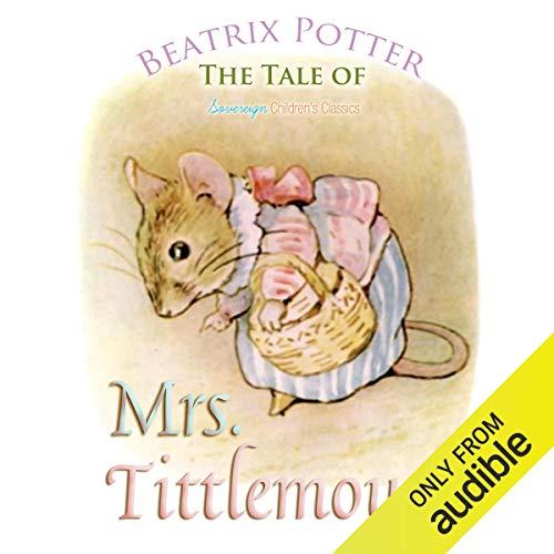 The Tale of Mrs. Tittlemouse cover art