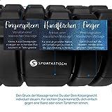 """Profi Faszien Rolle """"Happy Roll"""" von Sportastisch :: hochwertige Massagerolle in geprüfter Qualität - 8"""
