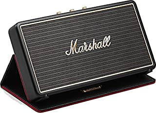 Marshall Stockwell Portable Bluetooth Speaker & Flip Cover by Marshall [並行輸入品]