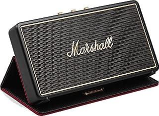 Marshall Stockwell Portable Bluetooth Speaker & Flip Cover by Marshall [並行輸入品]