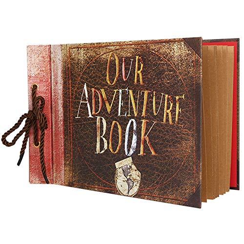 Vienrose Our Adventure Book Álbum de Fotos Libro de Recuerd