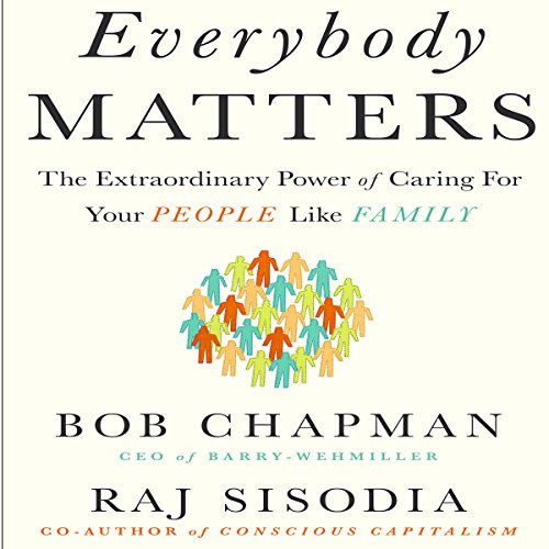 Everybody Matters audiobook cover art