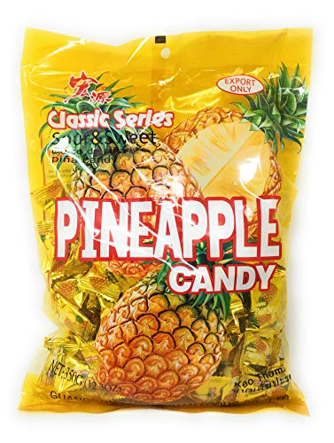 Classic Series Pineapple Candy 350g