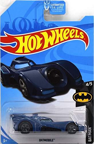 Hot Wheels 2018 Regular Treasure Hunt Batman 4/5: Batmobile Maryland