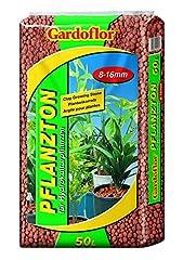 Gardoflor 50 Liter Pflanzton Körnung