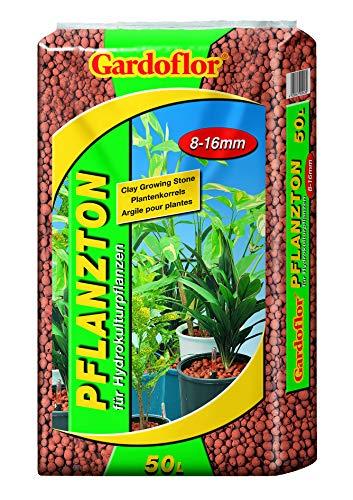 Gardoflor Gardoflor 50 Liter Pflanzton Körnung Bild