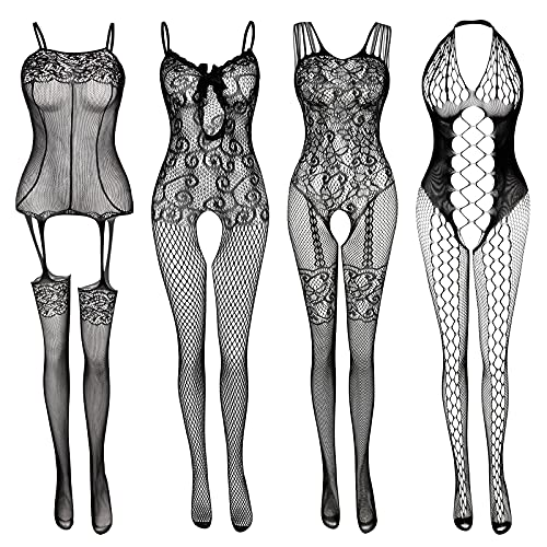 Women's Lace Stockings Lingerie ...