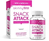 HELP INCREASE METABOLISM. Time to reach your health and fitness goals with SkinnyFit Snack Attack! Snack Attack contains CLA (Conjugated Linoleic Acid), White Kidney Bean and Green Tea extracts, which are known to increase your metabolism. Ingredient...