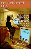Reverse Engineering of a Library System 1st Edition: from Java Code to UML Diagrams (English Edition)