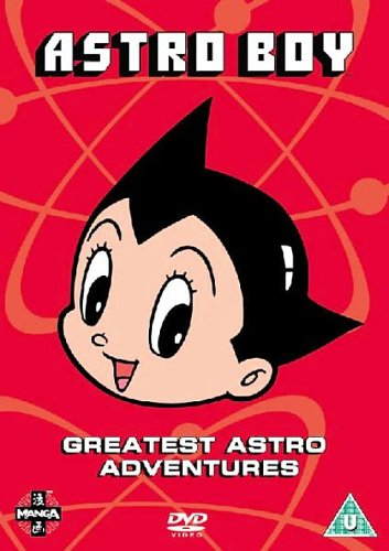 Astro Boy - Greatest Astro Adventures [DVD] [UK Import]