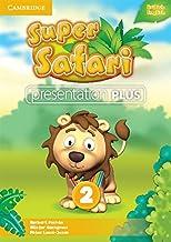 Super Safari Level 2 Presentation Plus DVD-ROM