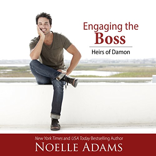 Engaging the Boss audiobook cover art