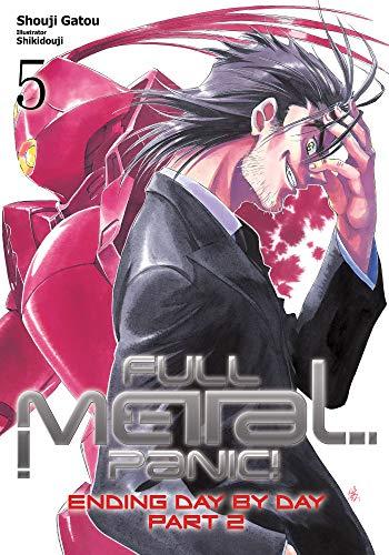 Full Metal Panic! Volume 5 (Light Novel) (English Edition)