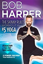 Bob Harper: The Skinny Rules Workout Rule #5 YOGA