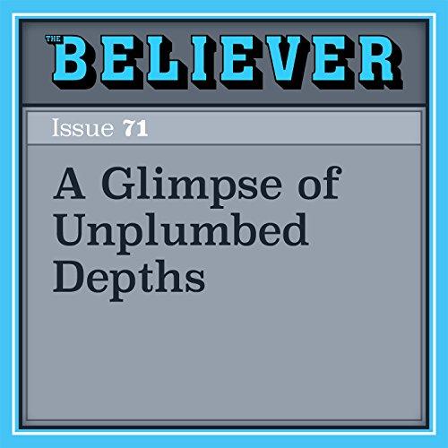 A Glimpse of Unplumbed Depths Titelbild