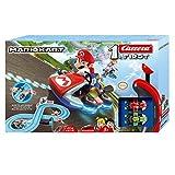 Carrera-1. First Circuito de Coches de Miniatura Nintendo Mario Kart...