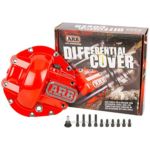 ARB 750003 Differential Cover for Jeep Dana 44