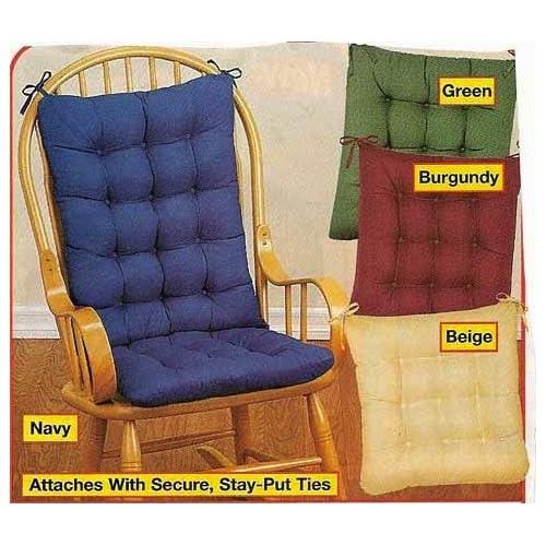 Jardine glider rocker replacement cushions