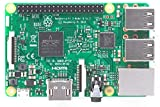 RASPBERRY PI 3 B - QC 1.2 GHZ - 1 GB RAM - VIDEOCORE IV 3D - BT 4.1-4 x USB 2.0 - HDMI - WIFI - ETHERNET - MICROSD