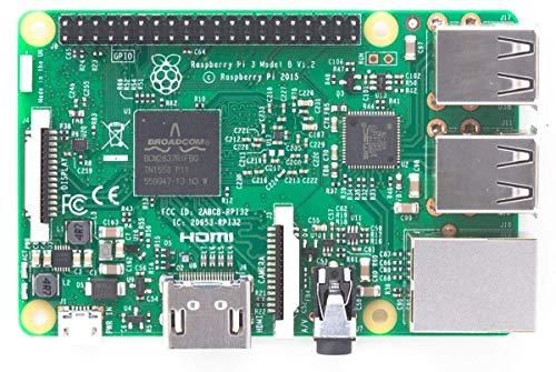 Raspberry Pi 3 Model B CPU1.2GHz/1GB/USB2.0/HDMI/Bluetooth/Wifi RASPBERRYPI3-MODB-1G