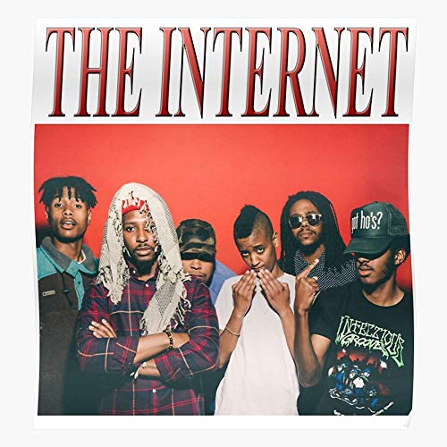 Hip The R Kid Hop Tha B Soul Funk Internet Neo Syd Home Decor Wall Art Print Poster !