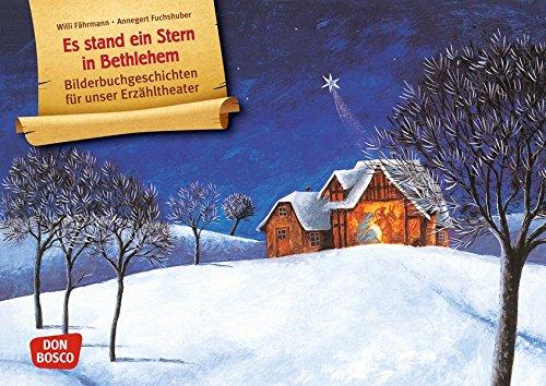 Es stand ein Stern in Bethlehem. Kamishibai Bildkartenset. Entdecken - Erzählen - Begreifen: Bilderbuchgeschichten (Bilderbuchgeschichten für unser Erzähltheater)