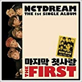 NCT DREAM [THE FIRST] 1st Single Album CD+36p Photobook+Photocard+Tracking Number K-POP SEALED