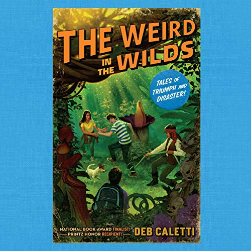 The Weird in the Wilds cover art