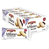 INCLUDES: Ten 2-packs of Milano dark chocolate cookies LUXURIOUS FLAVOR: Enjoy rich dark chocolate CRISP AND DELICATE: Milano baked cookies are crisp in texture and delicate in flavor ON-THE-GO TREATS: Single-serving snack packs make it easy to take ...