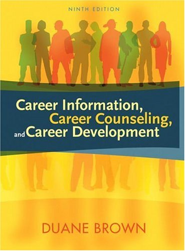 Career Information, Career Counseling, And Career...