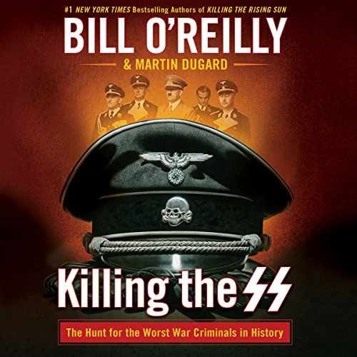 Killing the SS audiobook cover art