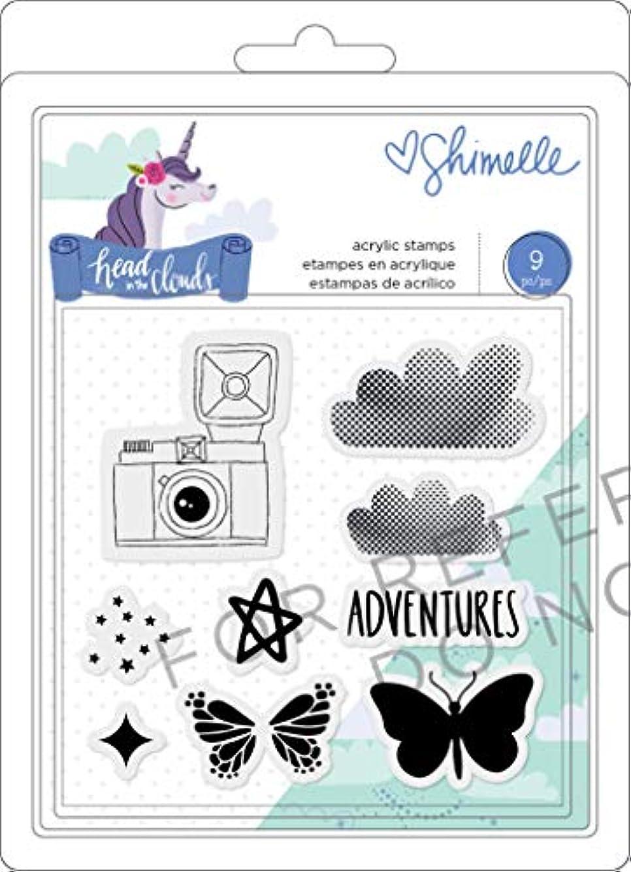 Shimelle 349476 Stamps, Multicolor