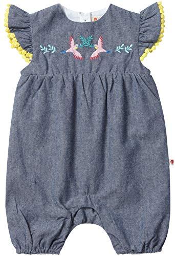 Piccalilly - Combinaison - Bébé (fille) 0 à 24 mois - Bleu - 6-12 mois
