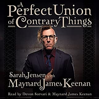 A Perfect Union of Contrary Things audiobook cover art