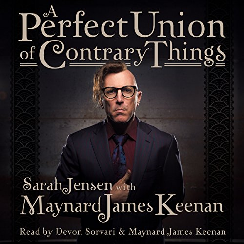 A Perfect Union of Contrary Things cover art