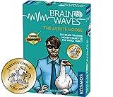 Thames & Kosmos 690830 Brainwaves: El Ganso Astuta   Diversión de Entrenamiento Cerebral para Toda la Familia   Ejercicio rápido Juego de Tarjetas de Memoria, 1-5 Jugadores  