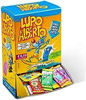 Gelco Lupo Alberto Caramelle Gommose Box da 200 Pezzi, Gusti Assortiti di Frutti, Caramella Incartata Singolarmente,...